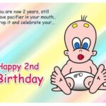 2nd Birthday Quotes Twitter