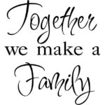 3 Word Family Quotes Twitter
