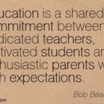 Quotes On Parents And Teachers