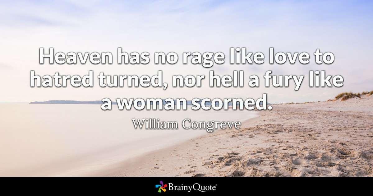 A Woman Scorned Quote Twitter - UploadMegaQuotes