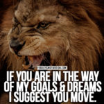 Angry Lion Quotes Facebook