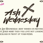 Ash Wednesday Sayings And Quotes Pinterest