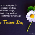 Beautiful Quotes On Teachers Day Tumblr