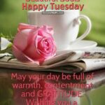 Beautiful Tuesday Morning Quotes Pinterest