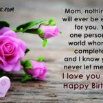 Best Birthday Wishes For Mom Pinterest