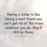 Best Quotes About Sister Pinterest