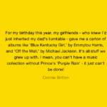 Best Quotes by Connie Britton about Dad