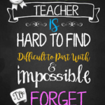 Best Teacher Appreciation Quotes
