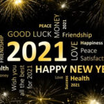 Best Wishes Happy New Year 2021 Twitter