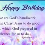 Biblical Birthday Wishes Facebook
