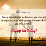 Birthday Wishes For Daughter From Dad Facebook