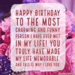 Birthday Wishes For Someone Special Images Pinterest