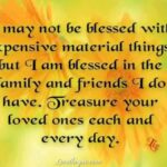 Blessed With Family And Friends Quotes Twitter