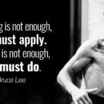 Bruce Lee Strength Quote Twitter