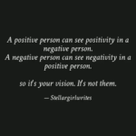 Be A Positive Person Quotes Facebook