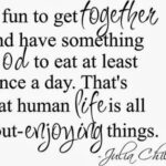 Cooking Together Quotes Pinterest