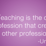 Education Quotes For Teachers Inspiration Tumblr
