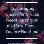 Encouraging Quotes For Parents Facebook