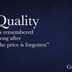 Famous Quotes About Price And Quality Facebook