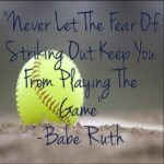 Famous Softball Quotes Twitter