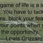 Football And Life Quotes Tumblr
