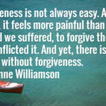 Forgiveness Quotes by Marianne Williamson