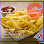 Fries Quotes
