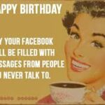 Funny 18th Birthday Wishes Facebook