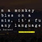 Funny Monkey Quotes Twitter