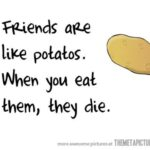 Funny Quotes About Potatoes Facebook