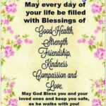 Good Morning Blessings Images And Quotes