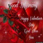 Good Morning Happy Valentine Day Images Facebook