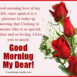 Good Morning Message For A Special Person Twitter