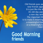 Good Morning Message To My Friend Twitter