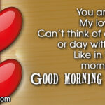 Good Morning Message To My Wife To Be Pinterest