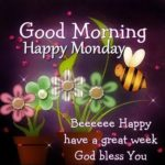 Good Morning Monday Picture Messages Quotes