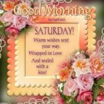 Good Morning Wishes On Saturday Facebook