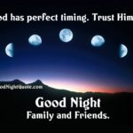 Good Night Quotes For Family Pinterest