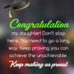 Graduation Wishes For Her