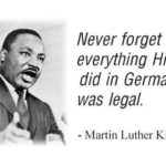 Great Quotes by Martin Luther King, Jr. about Legal