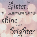 Happy Birthday Beautiful Sister Quotes Facebook