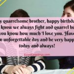 Happy Birthday Sister From Brother Pinterest