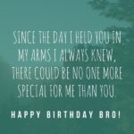 Happy Birthday Wishes For Little Brother Twitter