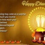 Happy Dhanteras Best Wishes Pinterest