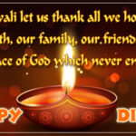 Happy Diwali Quotes For Friends Facebook
