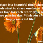 Happy Marriage Day Wishes Twitter