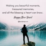 Happy New Year Beautiful Quotes Pinterest