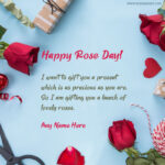 Happy Rose Day Wishes Facebook