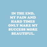 Hard Work And Positive Attitude Quotes Tumblr