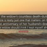 Inspirational Quotes About Death Of A Husband Pinterest